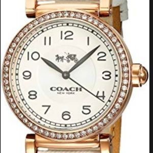 COACH New York Madison 14502401 rose gold tone